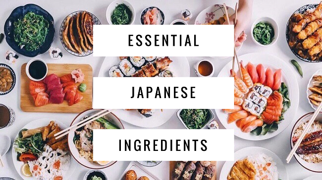 10 essential ingredients for japanese cooking for Asian cuisine ingredients